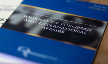 Journal of European and International Affairs (JEIA)