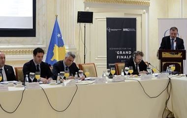 Conference - Scenarios on the 'Grand Finale' between Kosovo and Serbia