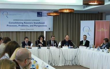 International Academic Conference - Consolidating Kosovo's Statehood: Processes, Problems, and Perspectives