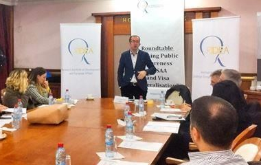 Round table in Mitrovica: Raising Public Awareness on SAA and Visa Liberalisation