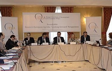 Round table - Kosovo's European Agenda: 'Looking-forward' Perspective