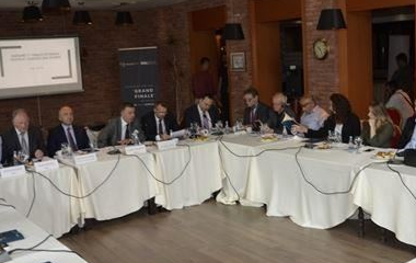 Focus Group in Peja - Scenarios on the 'Grand Finale' between Kosovo and Serbia