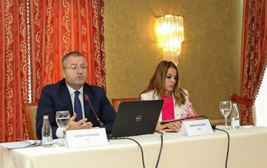 Press Conference on the presentation of studies on 'Pension and Disability Fund of Kosovo' and 'Bilateral relations between Kosovo and Serbia regarding the Energy Sector' in the context of an eventual final agreement between Kosovo and Serbia